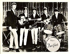 The Dave Clark Five in Get Yourself a College ...