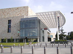 Mondavi Center for the performing arts