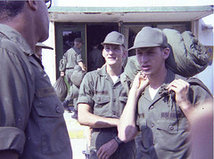 Basic Training, Fort McClellan, Alabama.